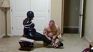 Bondage breath control