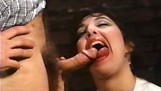 Old retro video where my grandpa get a blowjob from eastern beauty