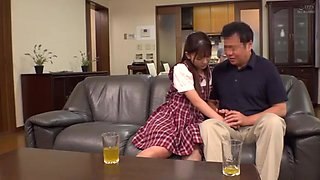Uncle Fucked Beautiful Young Schoolgirl