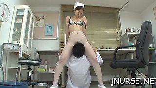 nurse sucks big dick asian video 2