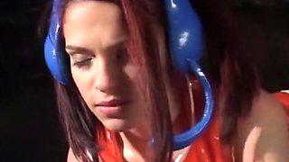 Crazy Japanese slut Alicia, Felix Vicious, Penny Flame in Hottest Fingering, Cunnilingus JAV clip