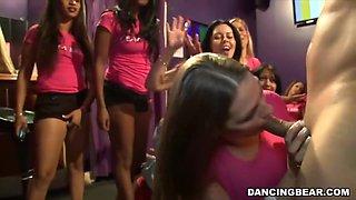Vip room going crazy
