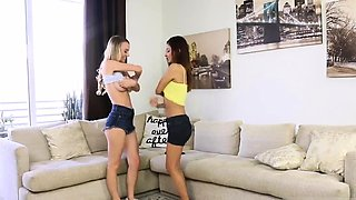 pal's daughter day and ' step hidden cam Girls Behaving Badl