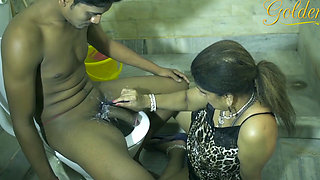 Indian Web Series Erotic Hindi Short Film In Bathroom Uncensored
