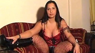 German Wichsanleitung Dirty Talk Slave