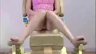 japanese THE SEX CHAIR