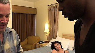 Onyx has a tiny dicked pussy of a husband. She decides to