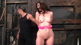 babe bound and punished