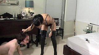 Mistress & Puppy