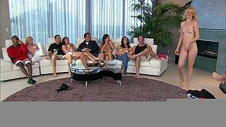 Breast Massage Turns Into Orgy @ Season 2 Ep. 8