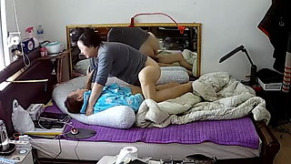 Amateur Asian Couple Homemade Sex Tape