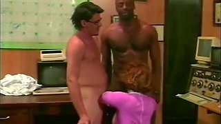 Gidget The Midget fucked in laboratory