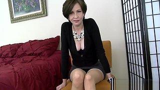 Mom's High-Heeled Shoes - Mrs Mischief taboo mom pov shoe fetish