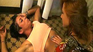 amadahy dominates her subby girl