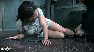 I had to admit I like the way he punished his slave