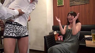 Great sexual adventures of a cock-loving Japanese lass Kanna Yukishiro