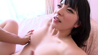 Amazing Japanese chick in Crazy JAV censored Swallow, Hairy clip