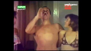 CETIN BASARAN TURKISH TARZAN ZERRIN DOGAN FIGEN HAN SIKIS