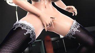 Awakening - Fabulous 3D hentai porn archive