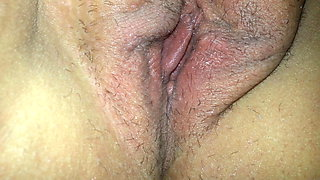 Playing with my pussy making me cum hard
