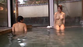 hot spring brother sister 01