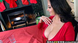 Brazzers   Mommy Got Boobs   Ava Addams Tyler Nixon   Moms Christmas Stuffing