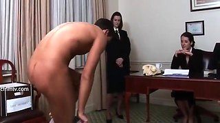Rose Wood In Cfnm Femdom Strapon Detention Fuck With Teacher