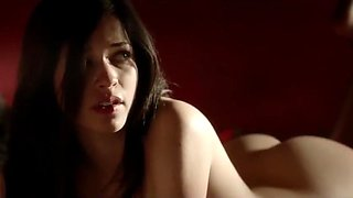 Alexis Knapp Nude Interracial Sex in The Anomaly