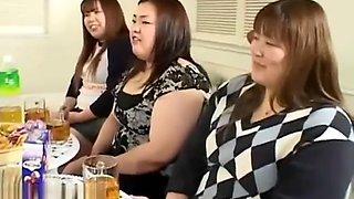 Japanese Family Orgy
