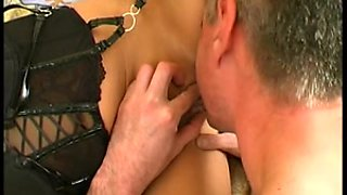 Amazing Stockings clip with Mature,Deep Throat scenes