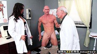 Dirty Doctor Destiny Dixo is needs a big dick