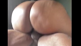 Big booty pornstar riding BBC