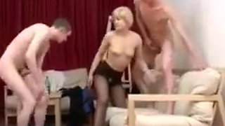 Hottest homemade Russian, Latex porn clip