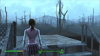 Fallout 4 Elie Big Anal Synth