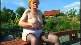 Granny Still Wants Some Young Meat