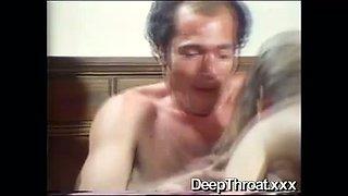 Bodacious fair haired sex doll sucks cock after hard ass fuck