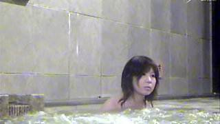 Hottest Asian beavers with hair are on the spy camera dvd 03032
