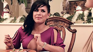 Brazzers - Hot And Mean - Eva Angelina Krissy