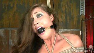 melissa's bondage orgasms