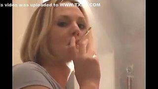 Smoking Beautys 23