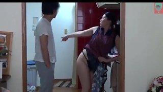 Japanese mom incest