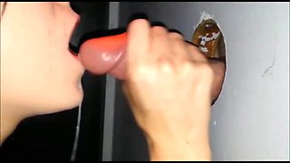 Only ejaculations: Cum swallow closeups of thick cum