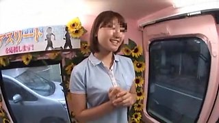 Best Japanese whore in Amazing Blowjob JAV clip