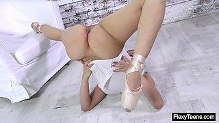 Nara Mangolkina newst gymnastic video