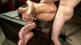 Anal Abused