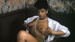 Exquisite and voracious busty latina vampire rides on a dick