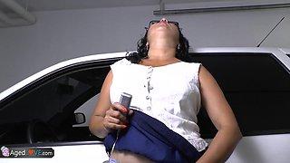 Horny latina hardcore sex and hot wet pussy masturbation