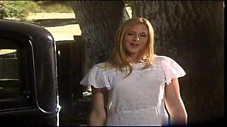 Lauren Phoenix is a sweet outdoor girl
