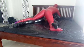 Sunday Morning Latex Fuck