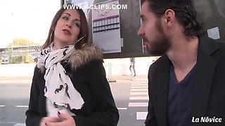 Missy Charme #mickael Cheritto - French Milf Gets Anal From Her Hook Up Man